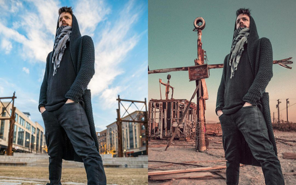 Learn How to Realistic Background Changing in Photoshop Tutorial
