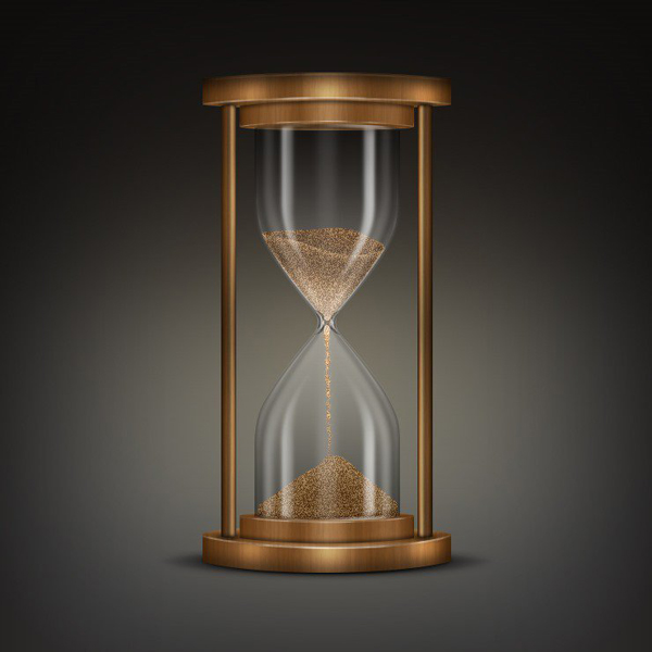 How to Create a Realistic Hourglass with Photoshop