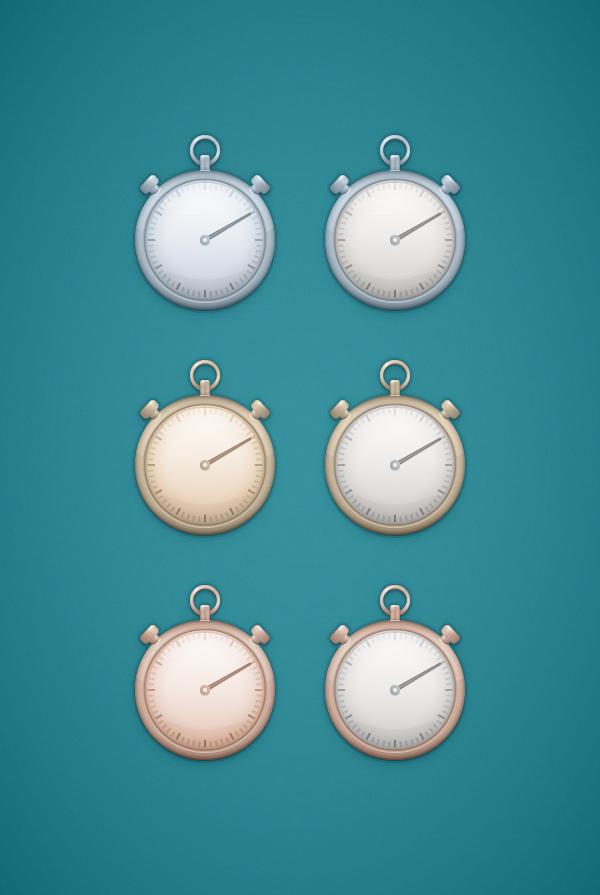 Create a Simple Stopwatch Illustration in Adobe Illustrator