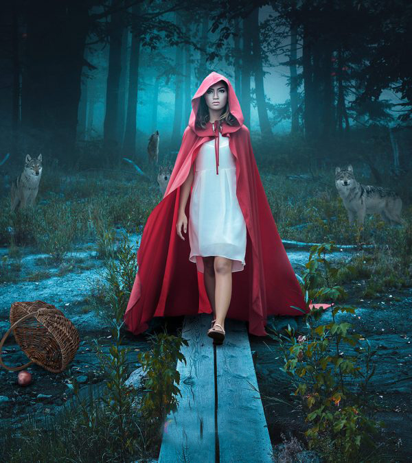How to Create a Dark and Mysterious Scene in Photoshop Tutorial