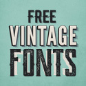 Post thumbnail of 20 Free Vintage Fonts for Graphic Designers
