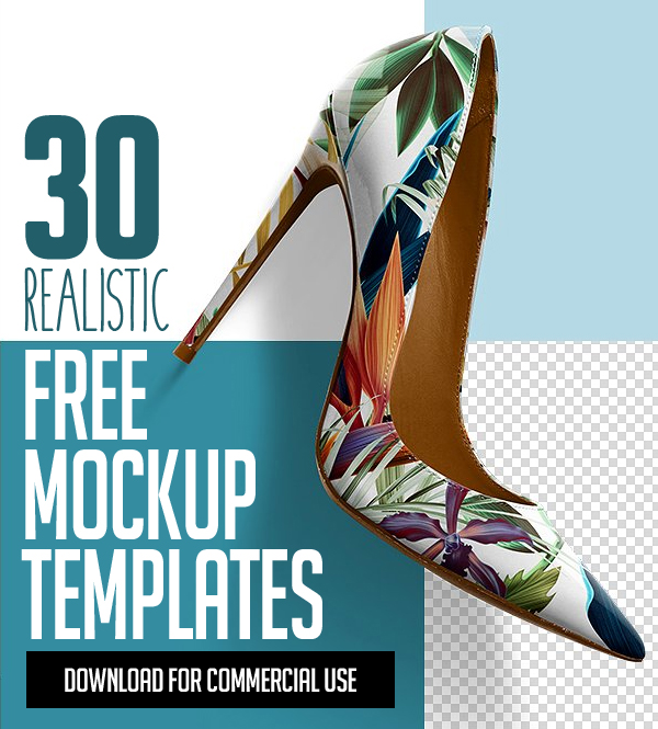 Free PSD Mockup Templates (30 Presentation Mock-ups)