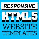 Post thumbnail of HTML5 Responsive Website Templates ( 16 Web Template )