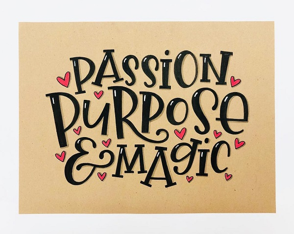 34 Remarkable Lettering and Typography Designs for Inspiration - 26