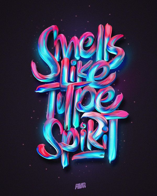 34 Remarkable Lettering and Typography Designs for Inspiration - 3
