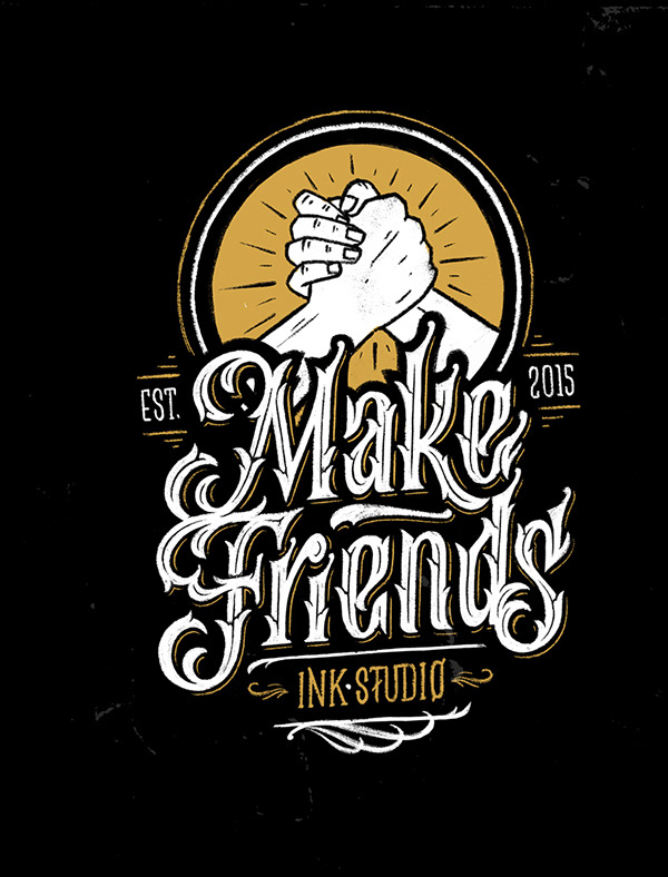 34 Remarkable Lettering and Typography Designs for Inspiration - 31
