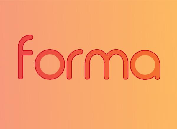 Forma Free Font