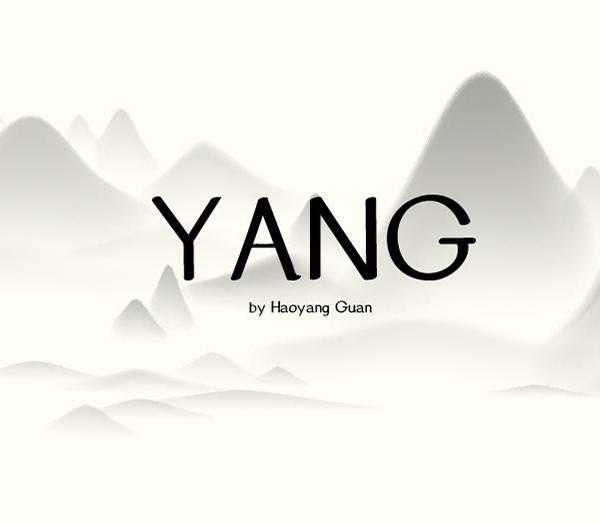 YANG Free Font