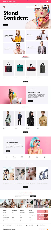 Olla ~ Modern WooCommerce WordPress Theme