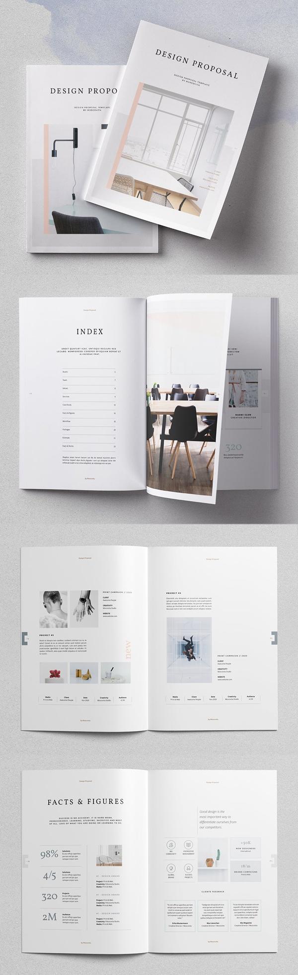 Professional Business Proposal Templates Design - 9