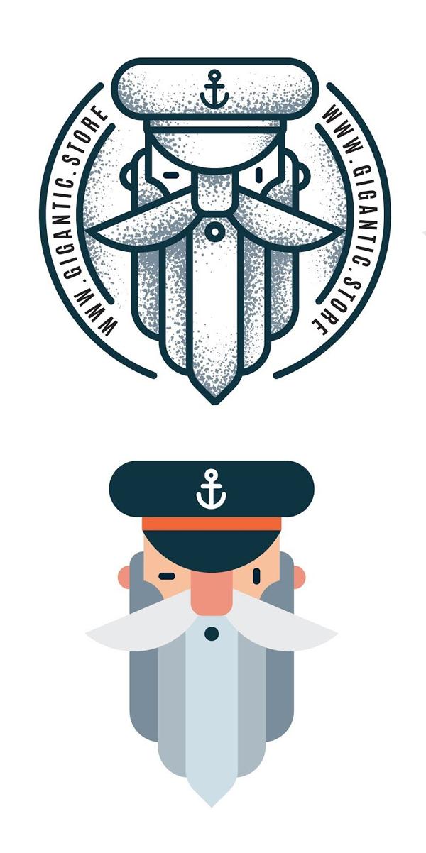 How to Create Flat Logo Illustration in Adobe Illustrator