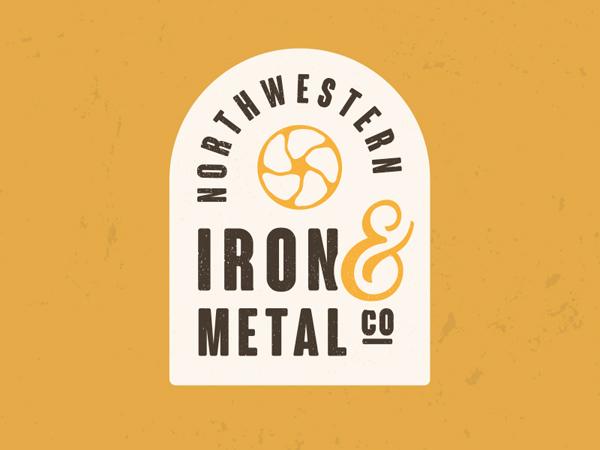 36 Great Concepts of Badge & Emblem Logo Designs - 11