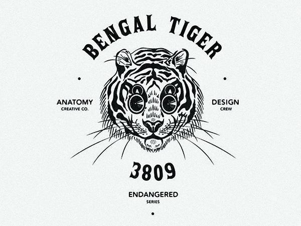 36 Great Concepts of Badge & Emblem Logo Designs - 15