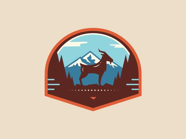 36 Great Concepts of Badge & Emblem Logo Designs - 18