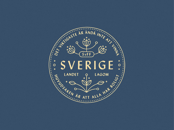 36 Great Concepts of Badge & Emblem Logo Designs - 26