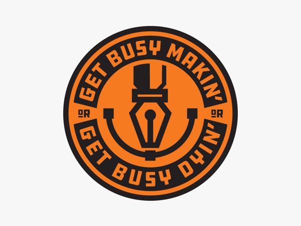 36 Great Concepts of Badge & Emblem Logo Designs - 4