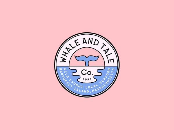 36 Great Concepts of Badge & Emblem Logo Designs - 6