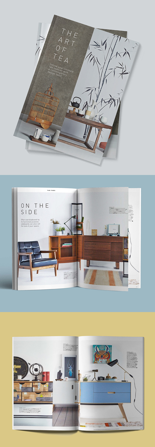 Free Book (Cover, Open, Side) PSD Mockups