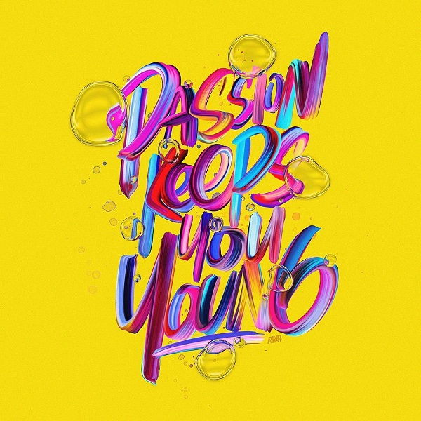 Lettering and Typography Design - 1