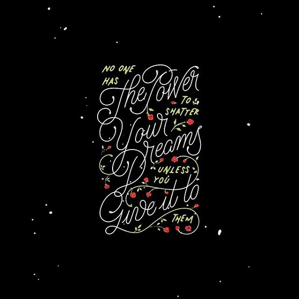 Lettering and Typography Design - 17