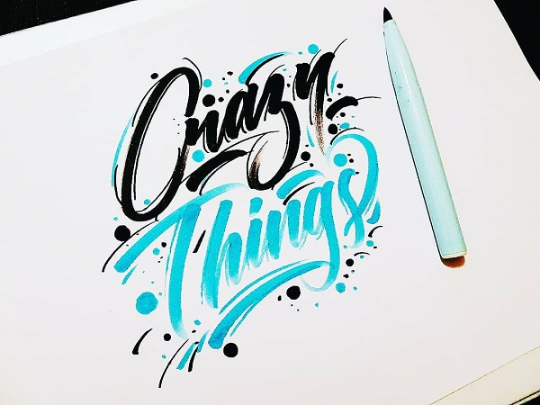 Lettering and Typography Design - 23