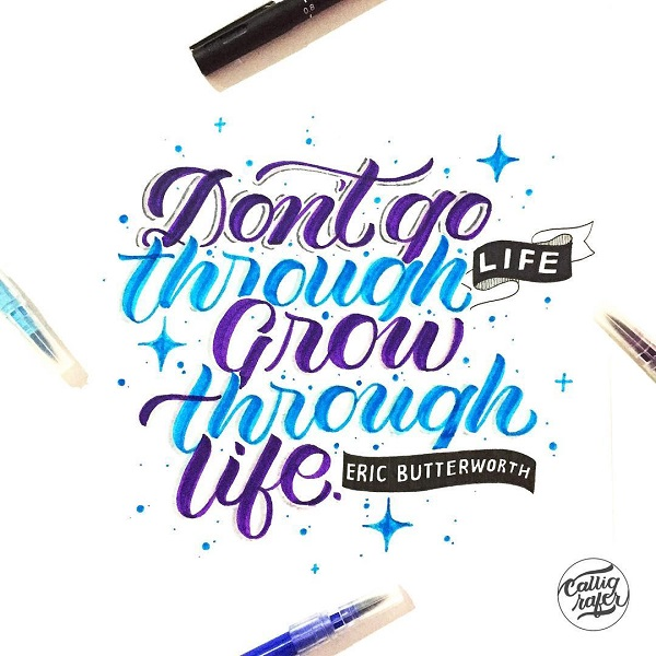 Lettering and Typography Design - 3
