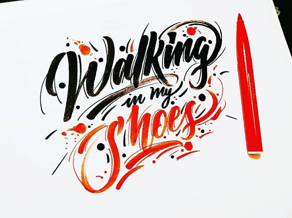 Lettering and Typography Design - 34