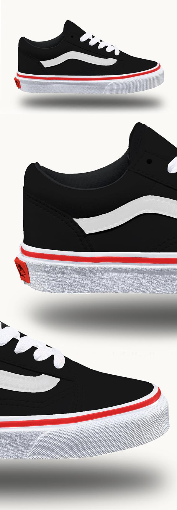 Free Shoe Mockup PSD