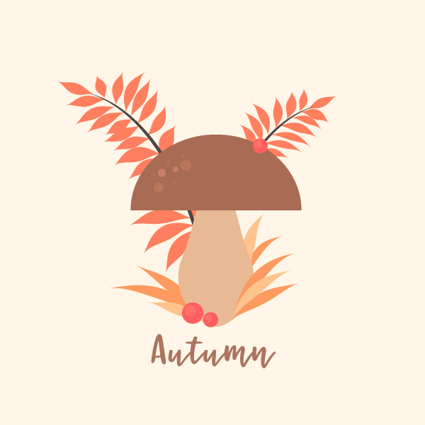 Create a Cozy Autumn Composition in Adobe Illustrator