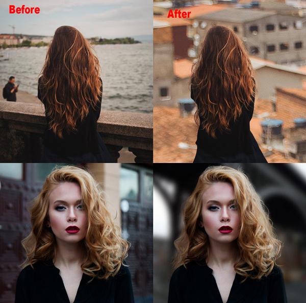 Hair Masking: Cut Out Even a Single Hair Strand