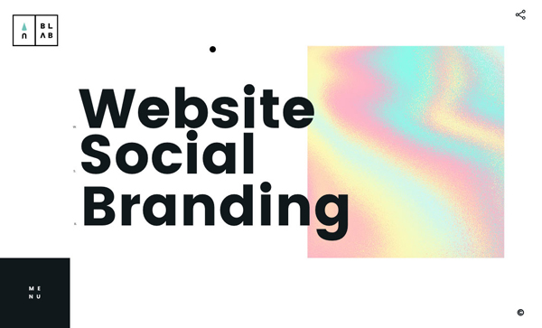 Web Design Trends 2019 - 32 New Examples - 10
