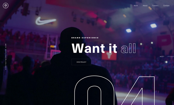 Web Design Trends 2019 - 32 New Examples - 24