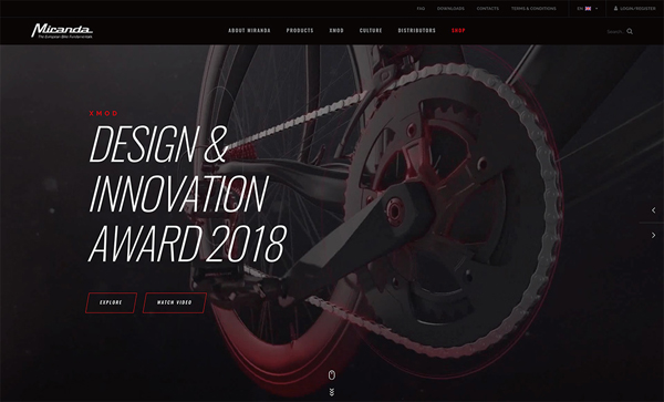Web Design Trends 2019 - 32 New Examples - 28