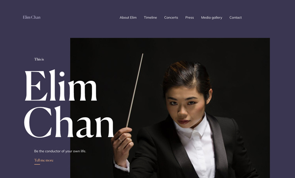 Web Design Trends 2019 - 32 New Examples - 3