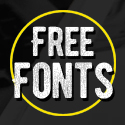 Post thumbnail of 21 Super Fresh Free Fonts for Graphic Designers