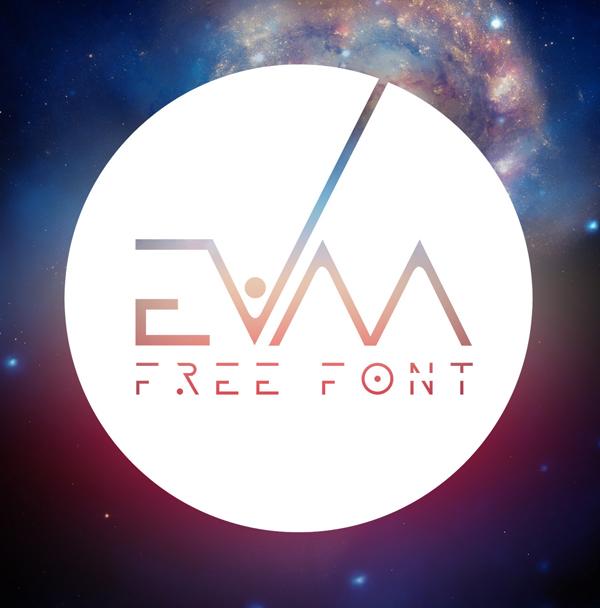 Evaa Free Font