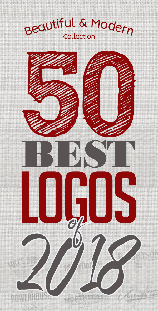 50 Best Logos Of 2018