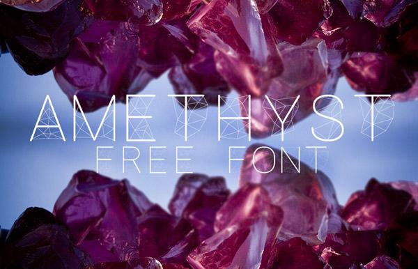 Amethyst Free Font