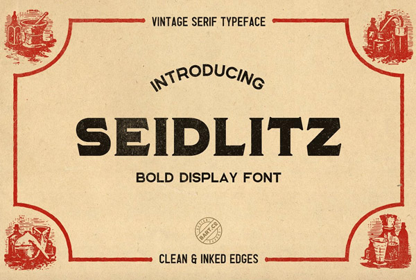 100 Greatest Free Fonts For 2019 - 75