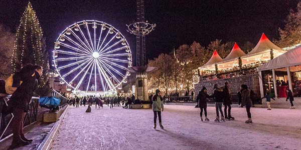 Christmas in World's Most Beautiful Cities - 16