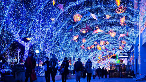 Christmas in World's Most Beautiful Cities - 24