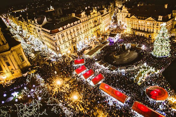 Christmas in World's Most Beautiful Cities - 31