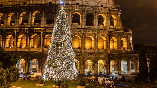 Christmas in World's Most Beautiful Cities - 5