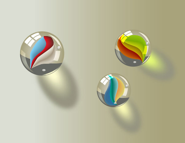 Learn How to Create Some Marble Balls in Adobe Illustrator