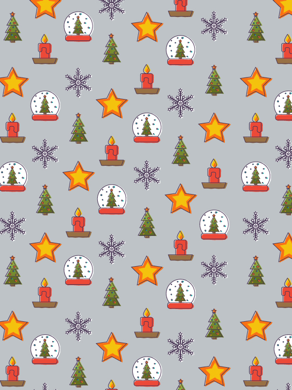 How to Create a Winter Seamless Pattern in Adobe Illustrator