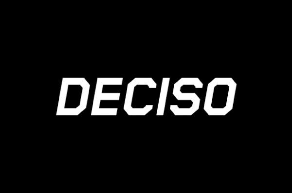 Deciso Free Font