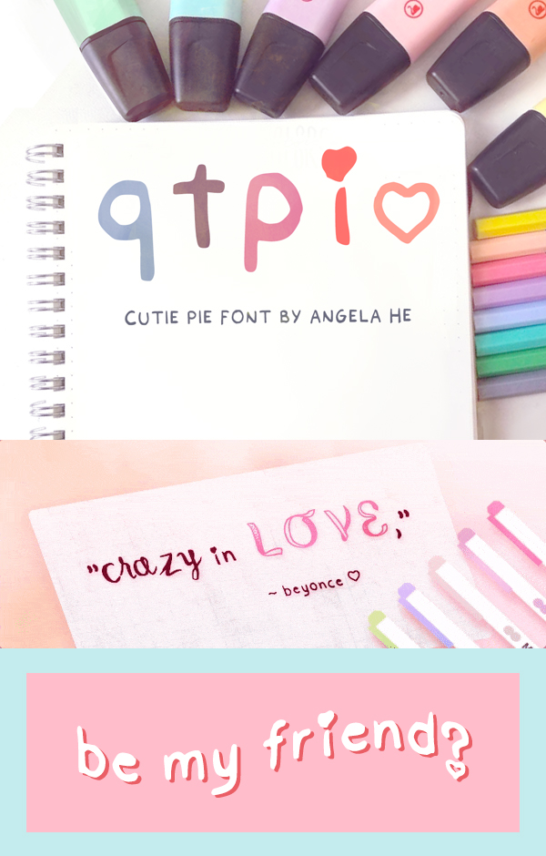 Qtpi Free Font
