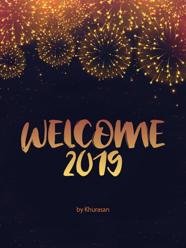 Welcome 2019 Free Font