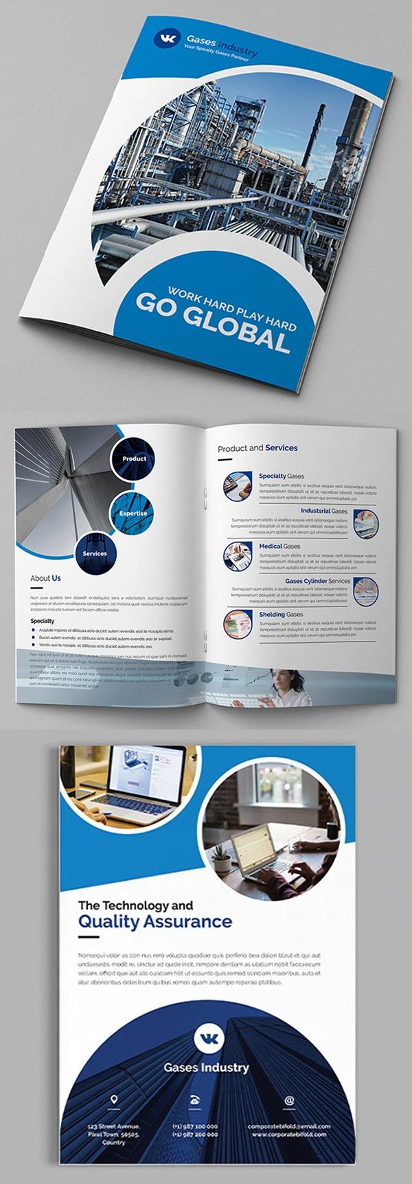 Foldpro - Bifold Brochure