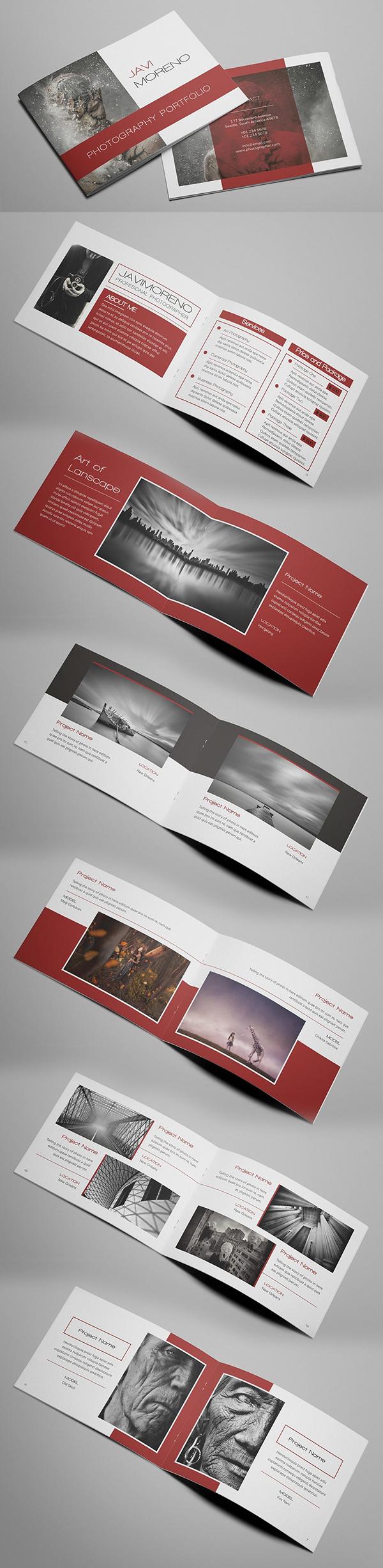 Elvira - Photography Brochure